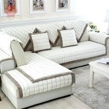 Gray Sofa Slipcover Walmart by White Sofa Slipcover Cotton Canada Walmart 2536 Gallery