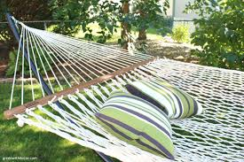 Green With Decor – Making Time To Relax (Hint: A Hammock Helps) Hang2gether Hammocks Momeefriendsli Backyard Rooms Long Island Weekly Interior How To Hang A Hammock Faedaworkscom 38 Lazyday Hammock Ideas Trip Report Hang The Ultimate Best 25 Ideas On Pinterest Backyards Outdoor Wonderful Design Standing For Theme Small With Lattice And A In Your Stand Indoor 4 Steps Diy 1 Pole Youtube Designing Mediterrean Garden Cubtab Exterior Cute