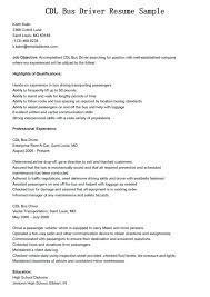Resume For Driver Position Bright Modern Bus Cover Letter Sample Delivery Template School