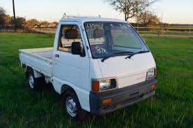 1993 Daihatsu Hijet 4x4 - LoneStar Mini Trucks