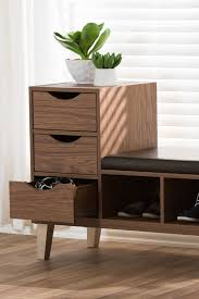 Baxton Shoe Storage Cabinet by Furniture Get Your Shoe Well Organized With Baxton Studio Shoe