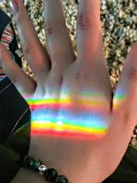 100 Cast Of Glass House Picture Of A Rainbow From The Glass Door In My House Cast Apon My