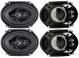100 Truck Stereo Systems Amazoncom 4 Pioneer 5x7 6x8 Inch 4Way 350 Watt Car