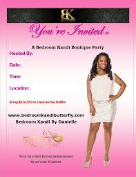 Its Time For You To Book A Bedroom Kandi Party Havefun