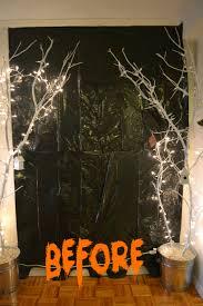 Diy Clever Halloween Party Decorating Tips Haunted House Idea Tutorials E2 Wall Decor I Then Got