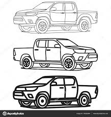 Pickup Truck Outline Set On White Background Drawing Vector ... Sensational Monster Truck Outline Free Clip Art Of Clipart 2856 Semi Drawing The Transporting A Wishful Thking Dodge Black Ram Express Photo Image Gallery Printable Coloring Pages For Kids Jeep Illustration 991275 Megapixl Shipping Icon Stock Vector Art 4992084 Istock Car Towing Truck Icon Outline Style Stock Vector Fuel Tanker Auto Suv Van Clipart Graphic Collection Mini Delivery Cargo 26 Images Of C10 Chevy Template Elecitemcom Drawn Black And White Pencil In Color Drawn