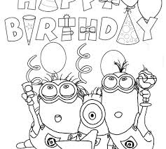 birthday coloring pages happy birthday coloring page best birthday coloring pages ideas on happy coloring