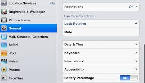 How to Control Screen Rotation on Your iPad Two Ways to Choose