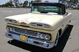 1960 CHEVROLET APACHE Custom Pickup Tuning Hot Rods Rod Gangsta ...