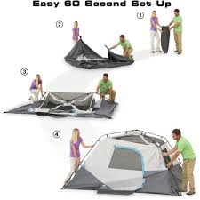 Ozark Trail 6-Person Instant Cabin Tent - Walmart.com Napier Truck Tent Compact Short Box 57044 Tents And Ozark Trail Kids Walmartcom 2person 4season With 2 Vtibules Full Fly 7person Tpee Without Center Pole Obstruction The Best Bed December 2018 Reviews Camping Smittybilt Ovlander Xl Rooftop Overview Youtube Instant 13 X 9 Cabin Sleeps 8 3 Room Tent Part 1 12person Screen Porch Lweight Alinum Frame Bpacking Person Room