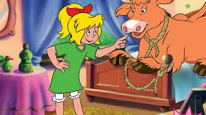 die kuh im schlafzimmer bibi blocksberg