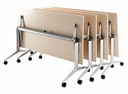 table pliante bureau table de réunion pliante et encastrable 140x80 bureau table de