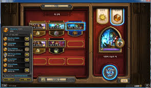 Overload Shaman Deck Frozen Throne by 1 Legend Korean Mech Shaman Hearthstone Decks