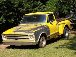 1967 Chevy C-10 CST Shortbed Stepside Pickup. I Recently Traded This ...