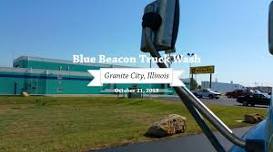 100 Blue Beacon Truck Washes Wash In Granite City Illinois 4k Video YouTube