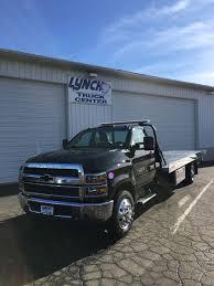 100 Lynch Truck Center New 2019 Chevrolet Silverado Medium Duty Rollback Body For Sale In
