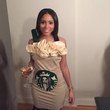 Starbucks Costume Ideas