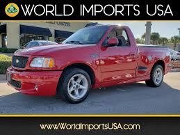 100 Ford Trucks For Sale In Florida Used 2000 F150 SVT Lightnng Collector Series In