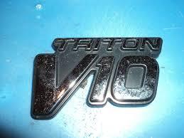 100 Ford Truck Oem Parts Amazoncom FORD TRUCK TRITON V10 FRONT FENDER EMBLEM FORD SUPER