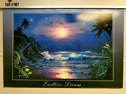 100 Christian Lassen Qty 3 Endless Summer By Paper 36X24