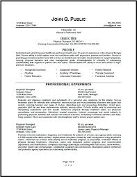 Massage Therapist Sample Resume Cover Letter