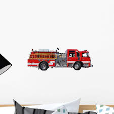 100 Fire Truck Wall Decals Amazoncom Monkeys Ladder Decal Peel And Stick