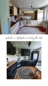 küche streichen mit kreidefarbe und kreidelacken
