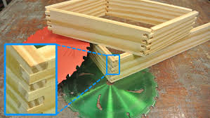 box joints without buying a dado set make one youtube