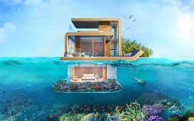 100 Hotel In Dubai On Water First Underwater Villa Completed In Travel Leisure