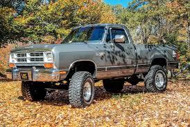 1989 Dodge Power Ram AJ Burks LMC Truck Life 1989 Dodge HQ ...