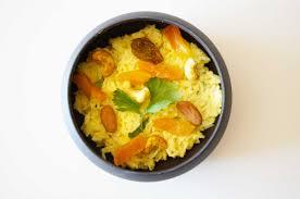 cuisine avec du riz cuisine mon riz à l indienne avec taureau ailé le so girly