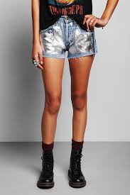 37 best metallic printed jean fashion images on pinterest jeans
