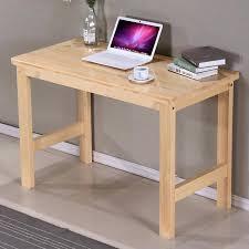 bureau d ordinateur pas cher pas cher paquet en bois sur mesure
