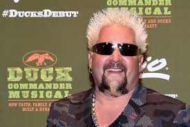 Is Halloween Capitalized by Guy Fieri Is Totally Cool Being Your Spiky Haired Halloween