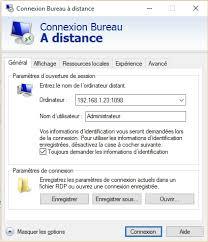 connexion bureau à distance bureau à distance sur une vm virtualbox par liightman openclassrooms