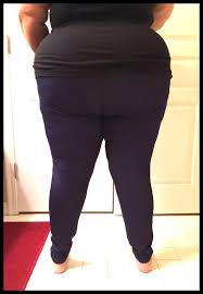 the fat a review of mostly black plus size leggings part two