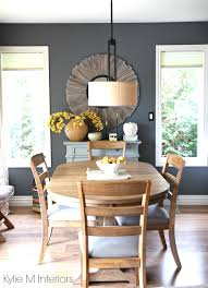 Modern Family Friendly Country Farmhouse Style Dining Room Benjamin