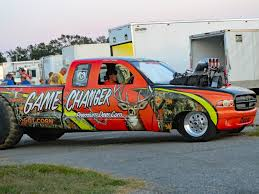 100 Pulling Truck Game Changer My Wife And I Attended The Shr Flickr