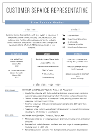 Customer Service Representative Resume Examples | Resume Genius 15 Make A Good Resume Cgcprojects Microsoft Word Template Examples Valid Great Whats Cover Letter For Should Look Like Supposed To Building A Resume Cover Letter What Makes Your In 2018 Money Unique Lkedin Profile Nosatsonlinecom Why Recruiters Hate The Functional Format Jobscan Blog Page How Write Job Nursing Sample Writing Guide Genius 61 Gallery Of News Seven Shocking Facts About Information 9 Best Formats Of 2019 Livecareer