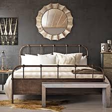 schlafzimmermöbel im industrial stil zum verlieben wayfair de