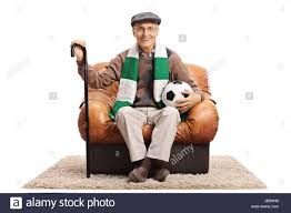 Elderly Soccer Fan Sitting In A Leather Armchair Isolated On White ... Colorful Armchair Chair Patchwork Cube Adjustable Height Leaving The Armchairbecoming A Martyr The Supporter Armchair Supporter Guy Cake Topper Decoration Equipment From Blog Of Football Enthusiast Who 327 Best Chair Images On Pinterest Chairs Lounge Chairs And Armchairs Ipirations Fit For Unique Classic Living Ticket Prices Why All Football Fans Should Back Liverpools Worlds Best Photos By Squeeney01 Flickr Hive Mind Leicester City Turned Us Into Nation Armchair Supporters Myshop Taylor