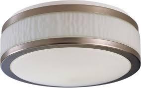 appealing led flush mount ceiling lights afx fuf162400l30d1sn