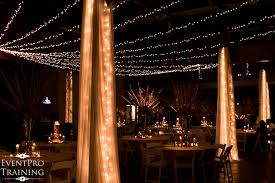 and wall draping for weddings