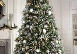 9ft Prelit Christmas Tree New House Concept Of Unlit