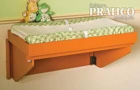 comment fabriquer une table à langer en é décoration et