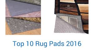 Best Felt Rug Pads For Hardwood Floors by 10 Best Rug Pads 2016 Youtube