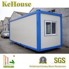 100 Luxury Container House Hot Item Preah Sihanouk Sandwich Panel Steel Structure Prefab Modular
