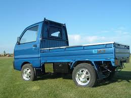 Japanese Mini Truck Photo Gallery - Ulmer Farm Service, LLC