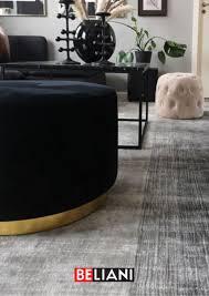 teppich grau schwarz 200 x 300 cm kurzflor teppich grau