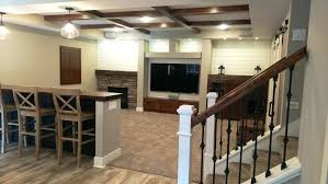 Basement Floor Jacks Menards by Lower Levels Basement Flooring System Floor Sealer Canada Ideas